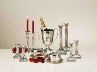 Onze specialiteit: antiek zilver, te kust en te keur