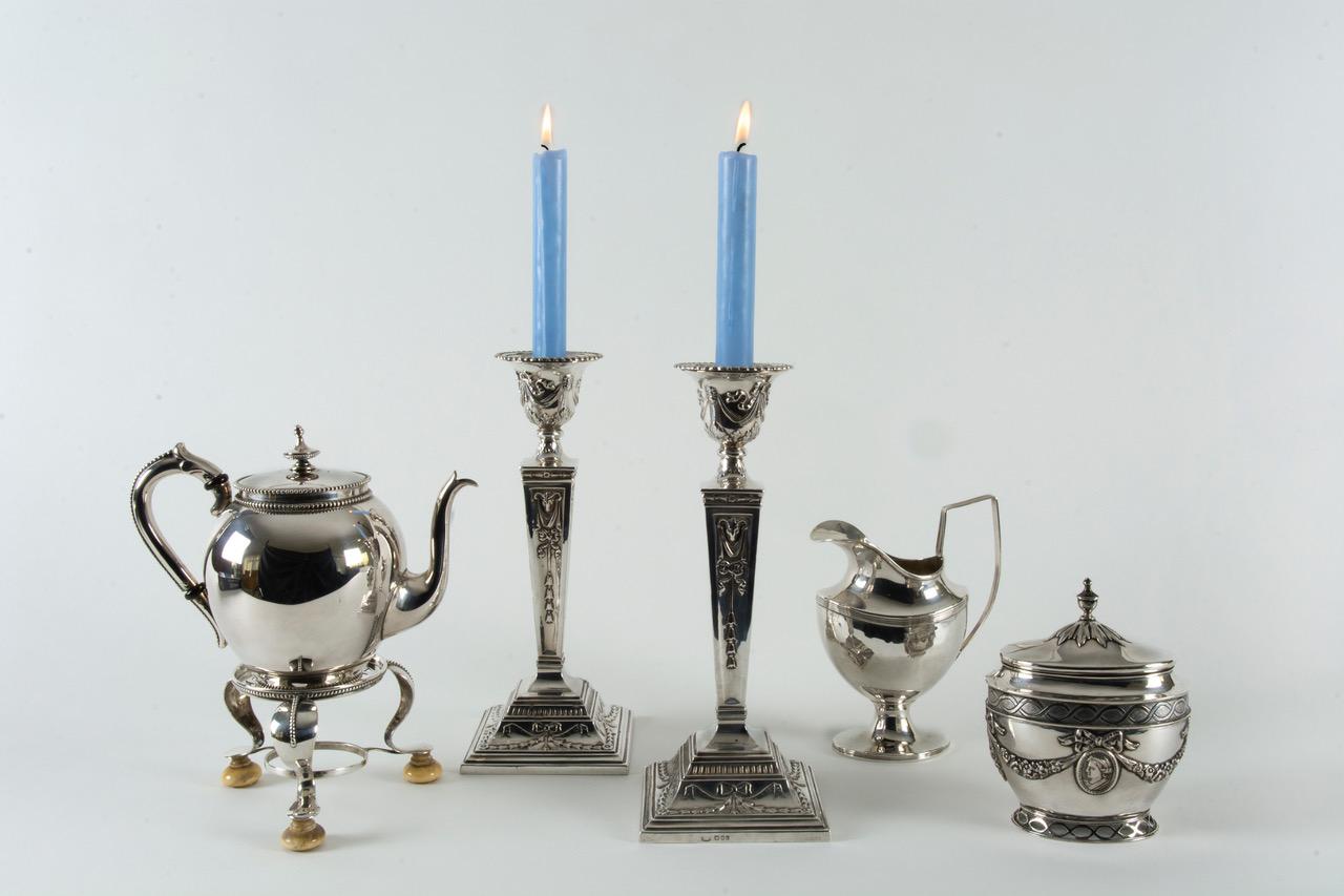 Antiek Hollands zilver